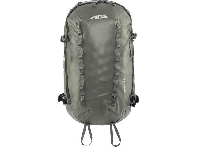 ABS P.RIDE Compact Zip-On 18l, mountain grey